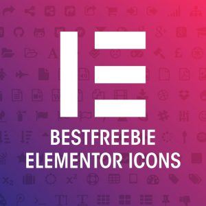 best freebie elementor icon wp plugin